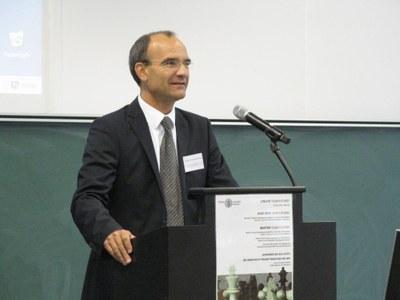 Prof. Dr. Uwe Kischel, Vorsitzender der Fachgruppe